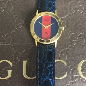 Vintage Gucci Watch - Rare